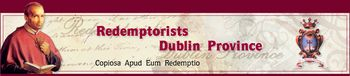 Link to the website of the Redemptorists in Ireland